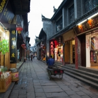 Ruelle - Fenghuang