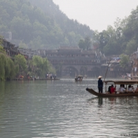 Rivière Tuo - Fenghuang