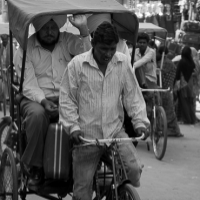 Tricycle - Delhi