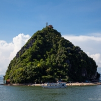 Titop Island - Baie d'Halong