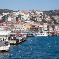 Sariyer - Rive occidentale du Boshore