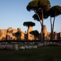 Thermes de Caracalla - Rome